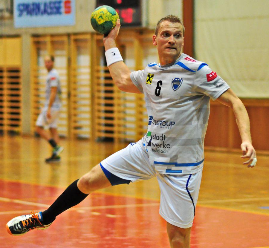 Handball: ATV TDE Group Trofaiach – SC Ferlach 29 : 34