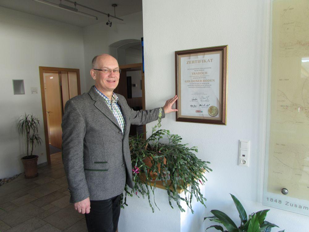 Bürgermeister Joachim Lackner