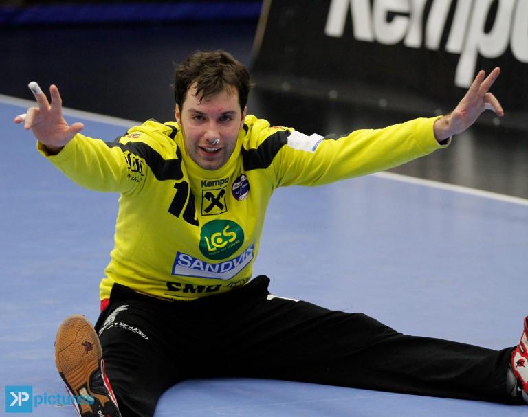 Tormann-Routinier Luka Marinovic spielt bald wieder in Leoben