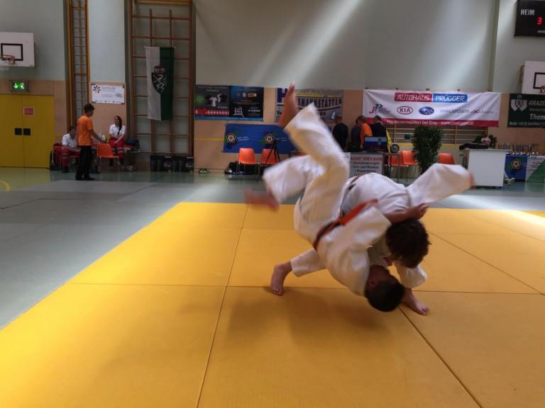 Judo: Österreichische Meisterschaften der U18 in Eferding