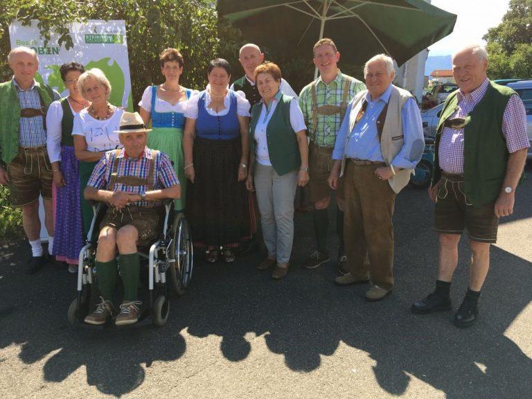 Gartenfest der ÖVP Kammern: Tolles Fest mit vielen Besuchern