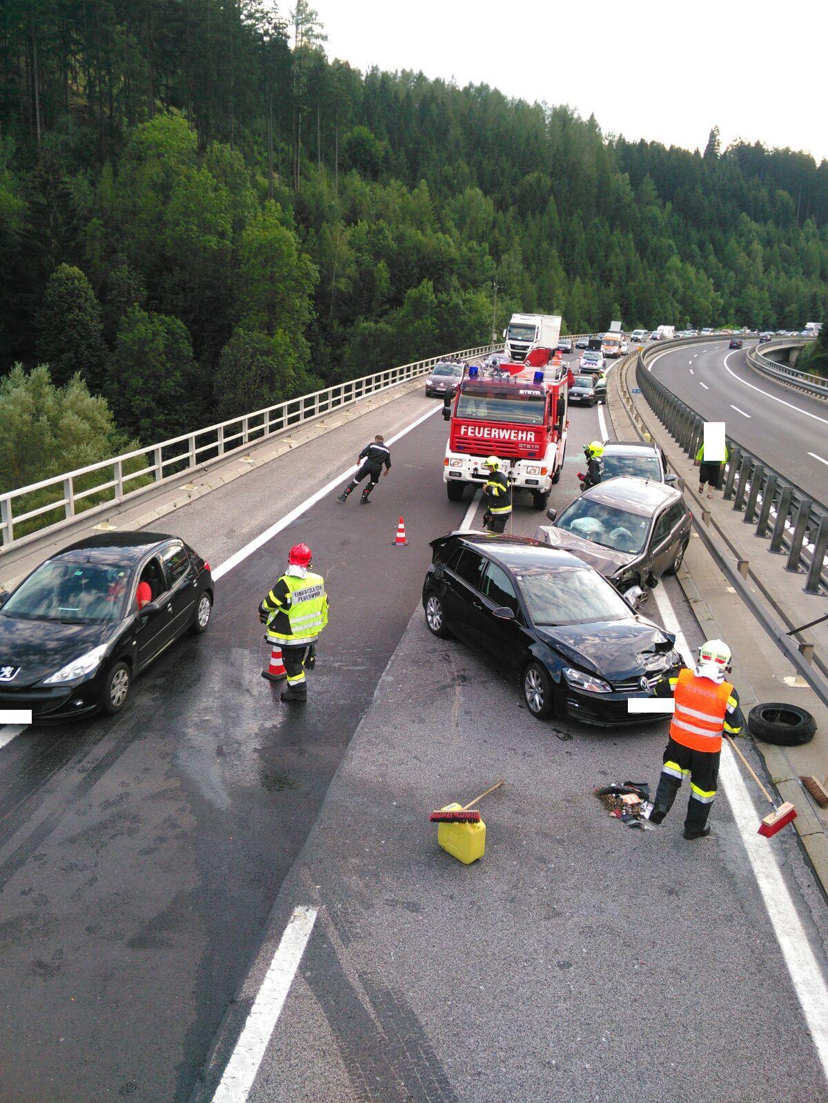 11% weniger Verkehrstote aber mehr Unfälle im Straßenverkehr ...