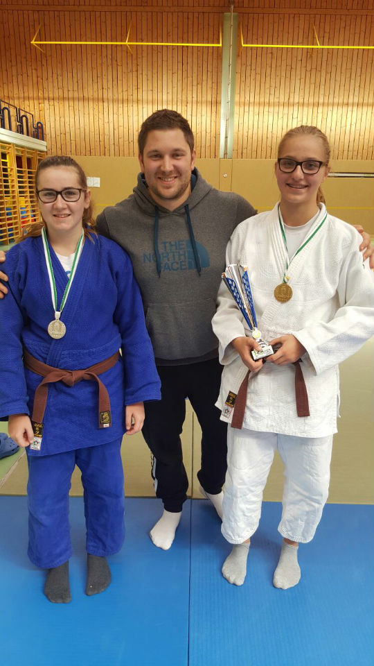 Judo & Freizeit Leoben: Erfolg bei den Steirischen Meisterschaften für die Altersklassen U16 und U21