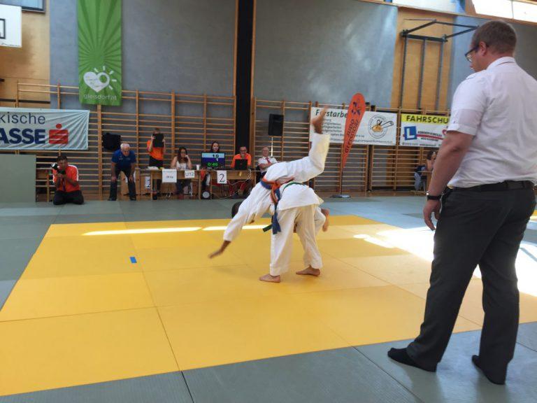 Wieder ein toller Erfolg von Judo und Freizeit Leoben