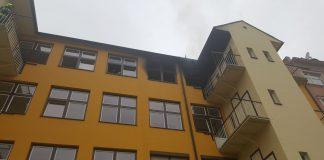 Wohnungsbrand Leoben (Foto: BFV Leoben)