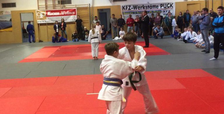 Judo und Freizeit Leoben mit tollen Erfolgen im Burgenland!