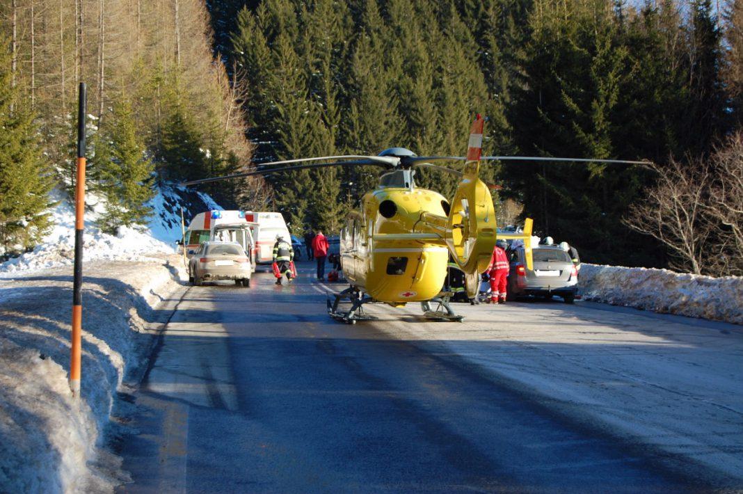 Tödlicher Verkehrsunfall in Eisenerz