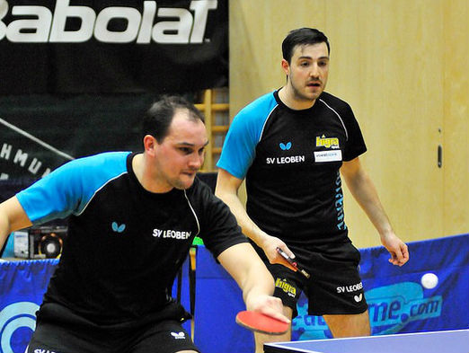 Tischtennis Bundesliga: Wichtige Neujahrspunkte für Leoben