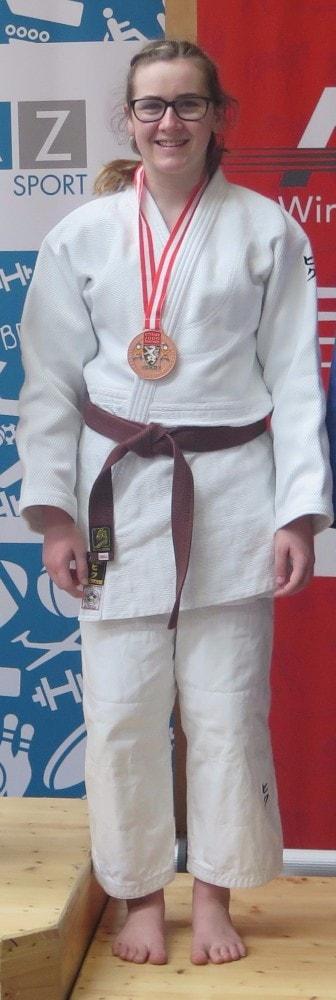 Melanie Buchebner (Foto: Judo & Freizeit Leoben)