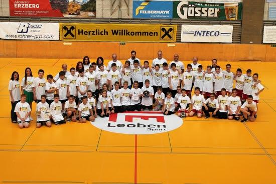 Internationales Erasmus+ Turnier in Leoben war ein voller Erfolg
