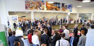 Mit mehr als 230 Teilnehmer beim Leobener Logistik Sommer 2016 wurde ein Besucherrekord verzeichnet. (Foto: Freisinger)