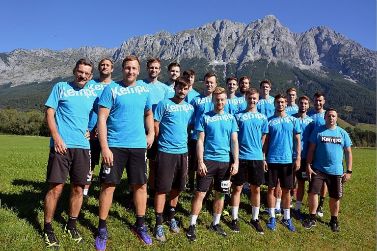 Handball: Leoben stärkte sich im Trainingslager für die ersten Testspiele