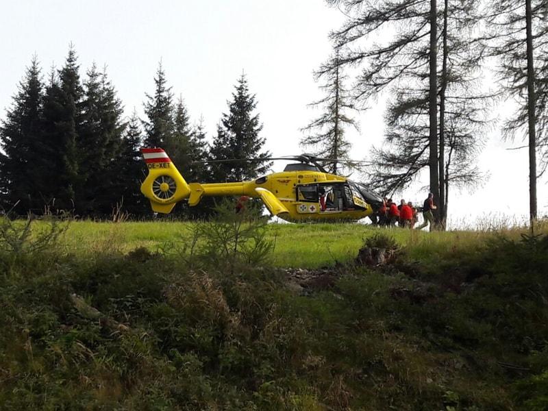Foto: Feuerwehr Mautern/HBI a.D. Josef Antoniol