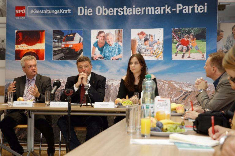 """Leichtfried will 10 Millionen für """"Mikro-Öffis"""" in ländlichen Regionen"""