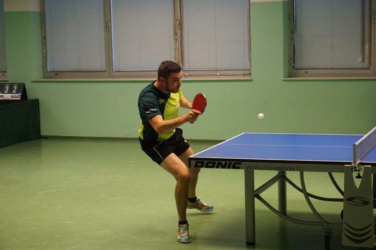 Heimsieg für Leoben's Tischtennisherren