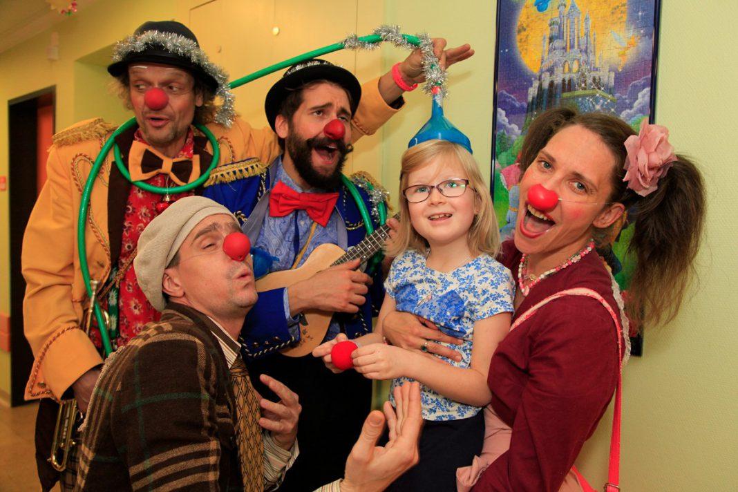 Beim Jubiläumsfest gab es viel Zeit zum Spaßen! So soll es die nächsten 20 Jahre weitergehen. (Foto: Birgit Dietze-Mellak)