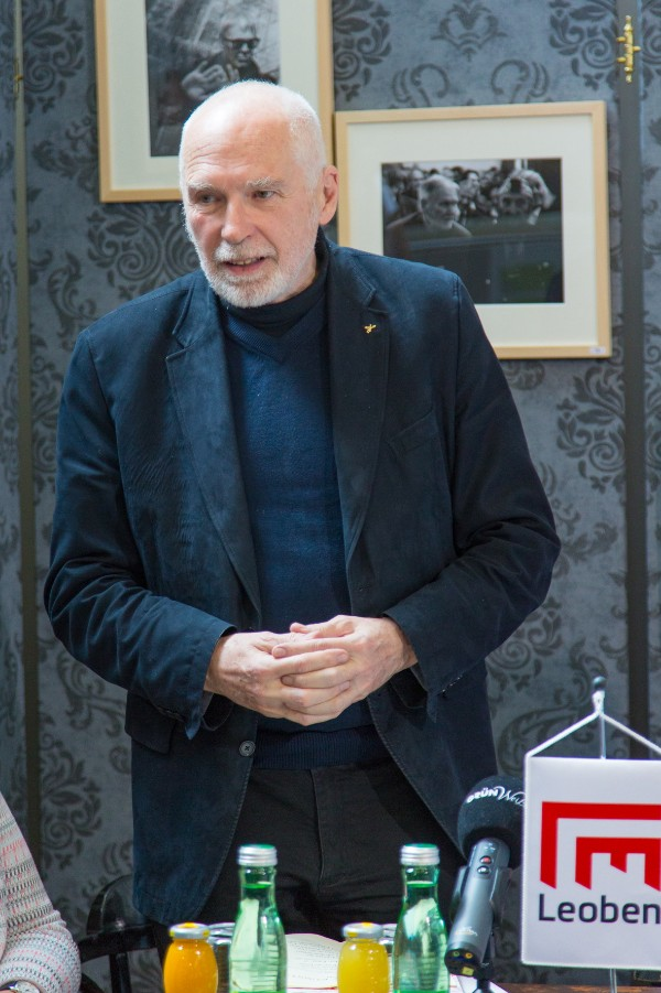 Professor Gotthard Fellerer (Foto: Freisinger)