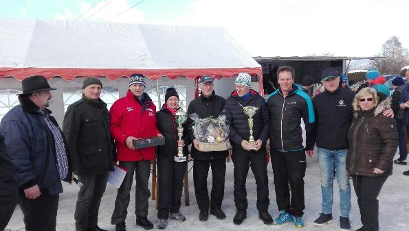 16. Eisstockmeisterschaft der ÖVP Kammern war ein voller Erfolg