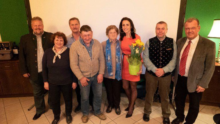 Blumenschmuck-Preisverleihung und  Biogartenvortrag mit Ing. Angelika Ertl-Marco