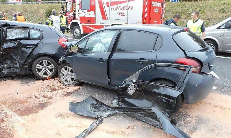 Verkehrsunfall S6