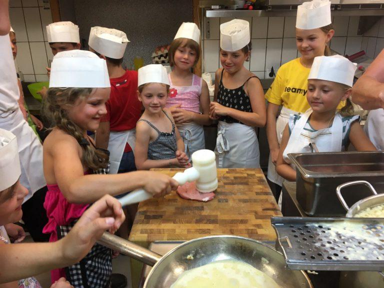 Ferien Programm in Traboch: Mit Spaß durch die Ferien