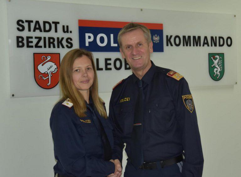 GEMEINSAM.SICHER: Neue Sicherheitskoordinatorin in Leoben