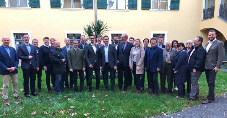 Gemeindekonferenz der Bezirks-ÖVP Leoben