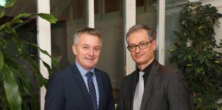 Gerhard Samberger und Mag. Heinz Moser (Foto: Freisinger)