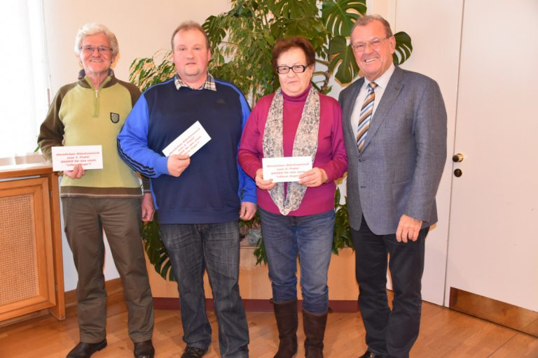 """Die Gemeinde Kammern belohnte zum 14. mal """"offene Augen"""""""