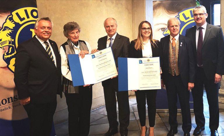 Plattform Asylwerber Leoben gewinnt Lions Nachhaltigkeitspreis 2019